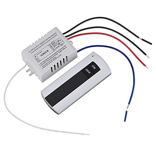 180-240V Digital Remote Control ...
