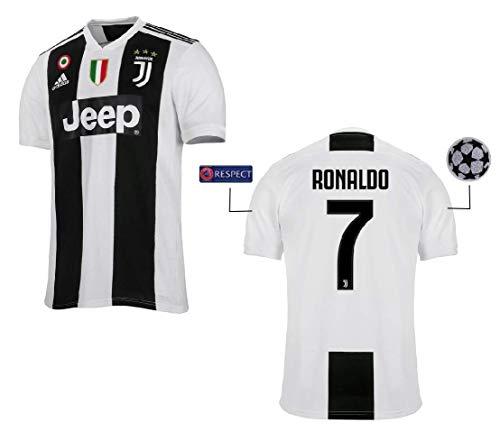 c85c611aa2c La Juventus Jersey Inicio de la Liga de Campeones Ronaldo 7