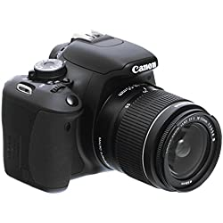 Canon EOS 600D (18-55 mm f/3.5-5.6, 18 MPX, Full HD, ISO 100-6400)