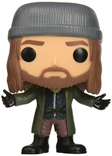 Funko Jesus Figura de Vinilo, colección de Pop, seria The Walking Dead (11069)