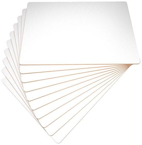 chbare Lapboards, A4, neutral, 10 Stück ()