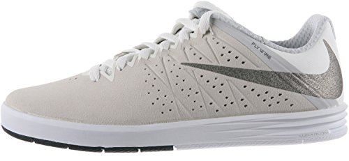 Nike Paul Rodriguez CTD SB Synthétique Baskets White/Blk-VarsityRed