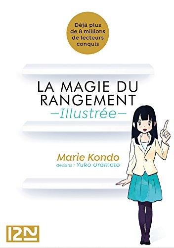 La Magie du Rangement Illustrée (KuroPop t. 1)