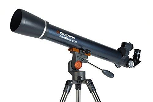 Celestron LT 70S-AZ- Telescopio Astromaster, colore: Nero