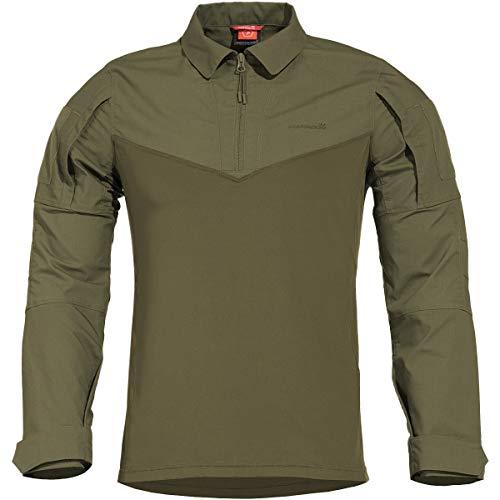 Pentagon Herren Ranger Tac-Fresh Hemd Ranger Green Größe M