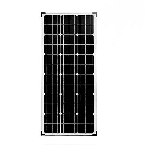 Preisvergleich Produktbild Offgridtec Mono Solarpanel - Solarmodul Solarzelle Photovoltaik, 100 W, 12 V, 001245