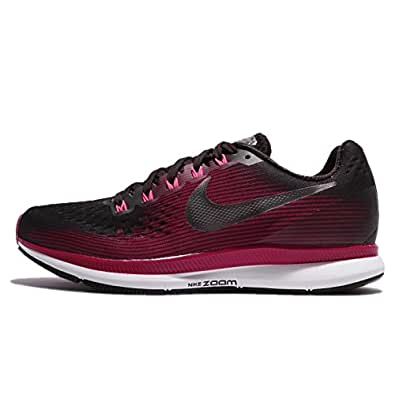 6095a144486e9 Nike Women s Air Zoom Pegasus 34 Running Shoe (Gem) Shadow Brown ...