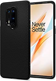 Spigen Liquid Air designed for OnePlus 8 PRO case/cover - Matte Black