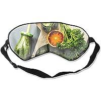 Fashion Organic Food Print Schlafmaske Augenmaske preisvergleich bei billige-tabletten.eu