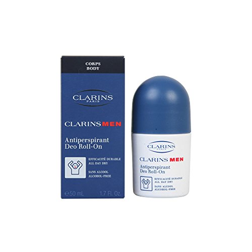 Clarins Men - Antiperspirant desodorante roll-on 50