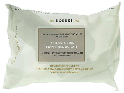 Korres Lingettes Nettoyantes/Démaquillantes 25 g