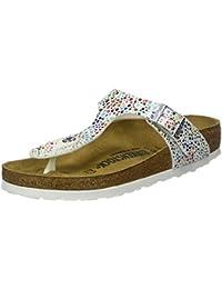 Suchergebnis auf Amazon.de für  Fußbett Sandalen - Zehentrenner ... 1d089b8360