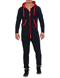 Finchman - Chándal tipo jumpsuit para hombre