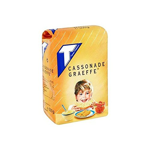 Graeffe - Cassonade 500 Gr