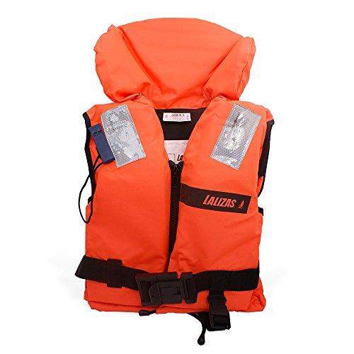 Lalizas   Feststoff-Rettungsweste   Schwimmweste   Feststoffweste   100 N, CE ISO 12402-4-zertifiziert für Kleinkinder   Kinder   Damen   Herren