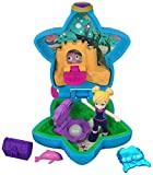 Polly Pocket- Mini Cofanetto l'Acquario, con Una Bambola, Giocattolo per Bambini 4+ Anni, FRY33