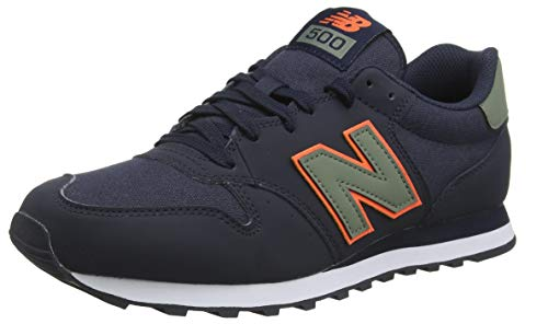New Balance 500, Les Formateurs Homme, Bleu Outer Space, 40.5 EU