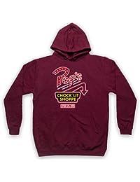 95115b803841 Inspired Apparel Inspire par Riverdale Pop s Chock lit Shoppe Officieux  Sweat a Capuche des Adultes