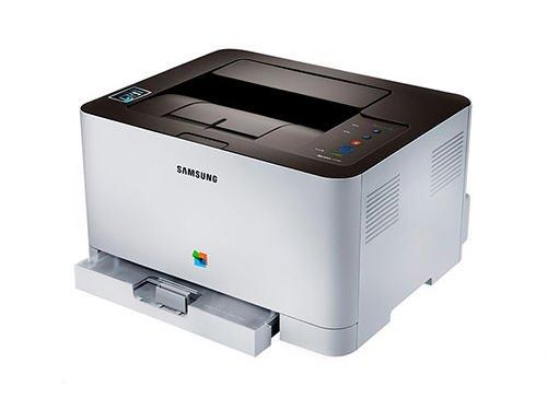 Samsung Color Laser Printer SL-C410W