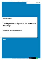 The Importance of Pace in Ian McEwan's Saturday