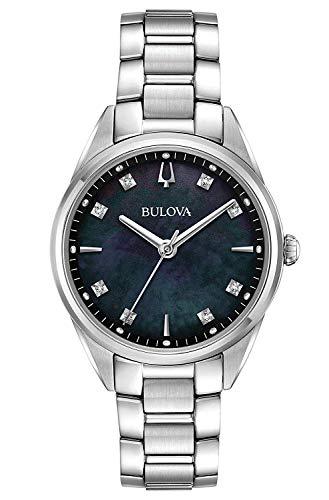 Bulova Reloj de Pulsera 96P198