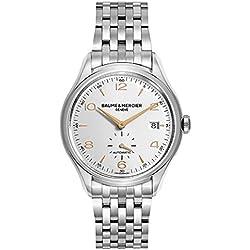 Baume y Mercier Clifton reloj automático para hombres MOA10141