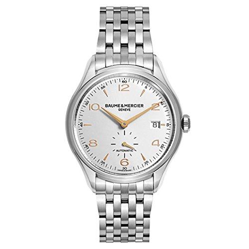 Baume e Mercier Clifton orologio da uomo automatico MOA10141