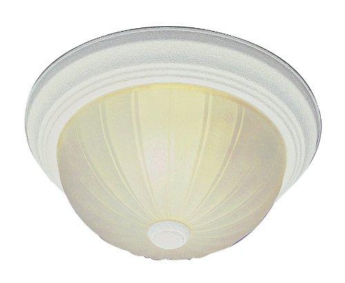 Trans Globe Lighting Melon Flush Mount, 11, White by Trans Globe Lighting - 1 Trans Globe Flush Mount