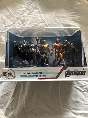f68d71f37c57 Avengers Man Short Pajamas. Disney Marvel Avengers Endgame Film ten  characters figurines box set