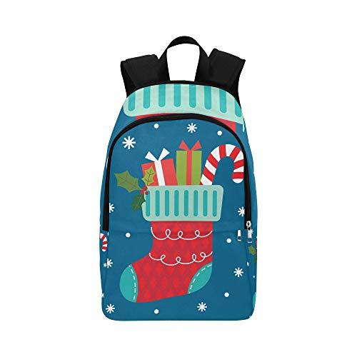 Schöne schöne schöne Socken lässig Daypack Reisetasche College School Rucksack für Herren und Frauen