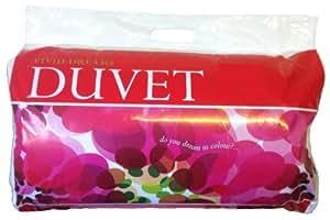 Linens Limited Polycotton Polyester Hollowfibre Duvet, 15.0 Tog, Double