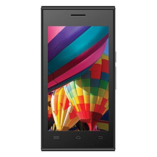 Jivi Jp 5151 (4 Inch Feature Phone)- Black