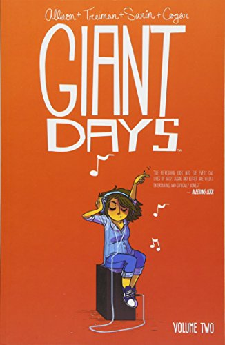 Giant Days Vol. 2 Cover Image