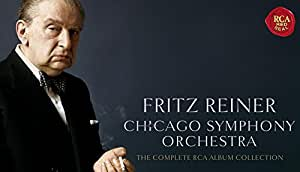 Fritz Reiner: The Complete Chicago Recordings on RCA (Coffret 63 CD)
