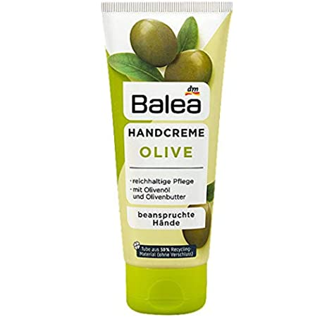 Balea Hand Cream Buttermilk & Lemon, 100 ml (pack of 2) German product