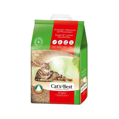 Cat's Best Öko Plus/Original - 20 Liter (8,6 kg)