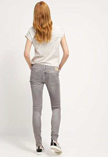 G-STAR RAW 3301 Low Super Skinny Wmn - Jeans - Femme Lt Aged Blau 424