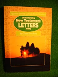 Understanding the Bible Today. New Testament Letters. Eight Bible Studies for Students and Young Adult Groups.