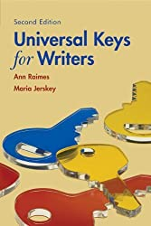 Universal Keys for Writers by Ann Raimes (2006-12-30)