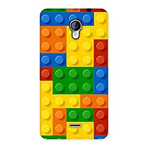 Delighted Toy Design Print Back Case Cover for Micromax Unite 2 A106