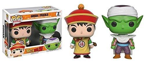 Funko Pack 2Figuren Pop. Dragon Ball Z Gohan and Piccolo Exclusive