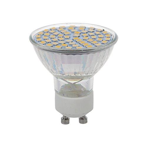 SODIAL(R) GU10 3528 SMD 60 lampe a LED Spot lampe ampoule