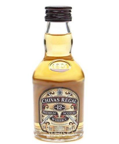 Chivas Regal 12 Jahre 5 cl