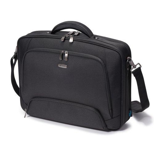 """Dicota D30850 maletines para portátil 39,6 cm (15.6"""") Maletín Negro - Funda (Briefcase, 39.6 cm (15.6""""), Tirante para hombro, 1.3 kg, Black)"""