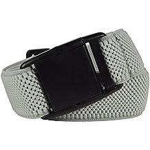Olata Cinturón Elástico para Hombres Mujeres con Hebilla Plastico 693528ec7f6e