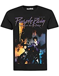 Magic Custom T-Shirt Prince Purple Rain