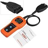 TOOGOO(R) Diagnostico U281 OBD II Escaner Digital Tester Reseteador Codigo De Error