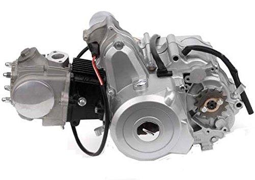 49ccm Motor Dirtbike Pitbike 4 Gang 4 Takt Cross DAX Monkey Manuell Anlasser -