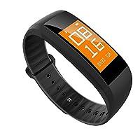 Fitness Tracker: Activité Tracker Smart Band avec moniteur de sommeilFiche technique:Taille de l'écran: 0.96 cmTemps de charge: environ 1 heures pleine chargetemps de travail:5 à 7 jours en veille: Jusqu'à 10 joursBatterie: 90mAh Batterie Li...