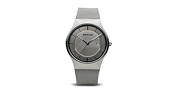 Herren Mesh Classic 11938–000 Armbanduhr Armband Bering lKcTF1J